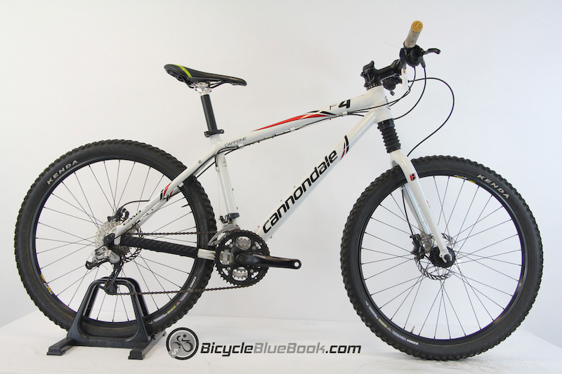 2009 Cannondale F4 B506 For Sale