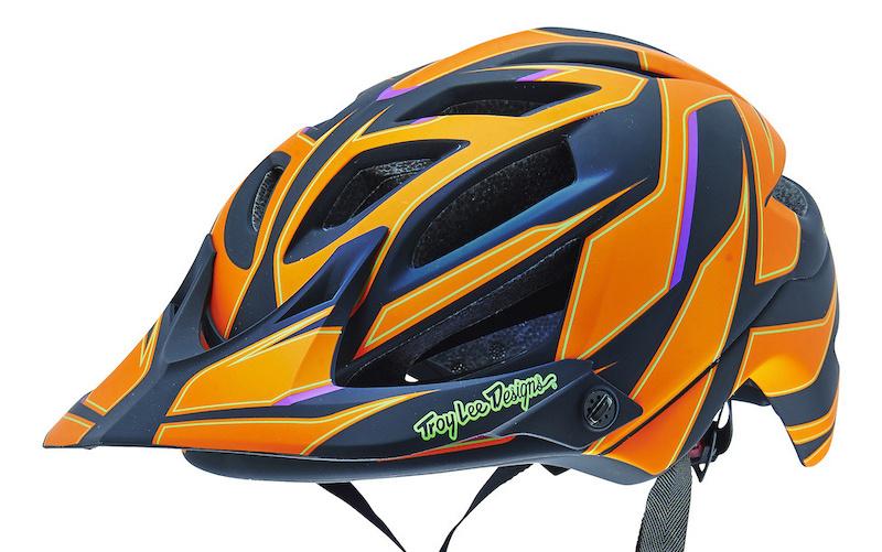 Troy Lee A1 helmet
