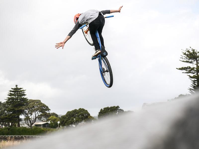 Lewis Jones New Zealand