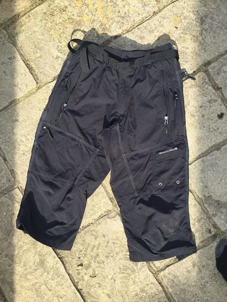 0 Endura Hummvee Shorts