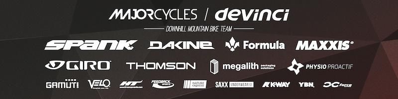 Team Major Cycles Joins Devinci