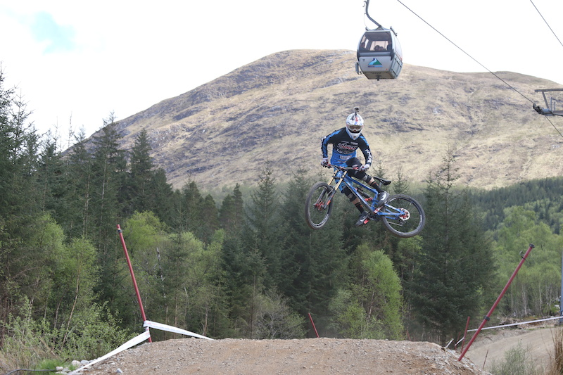 One Vision Global Racing at Fort William BDS