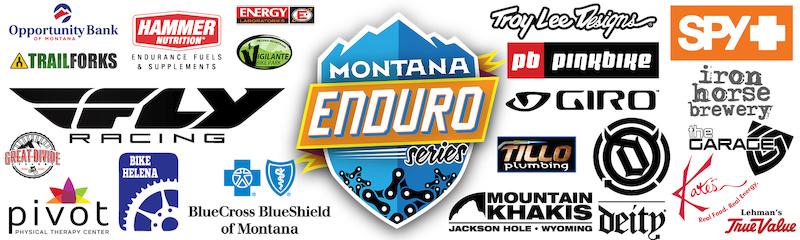 Montana Enduro Series Sponsors
