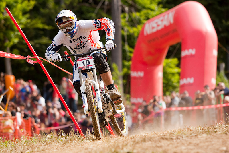 ,during 2009 Maribor UCi World Cup Photo Sven Martin