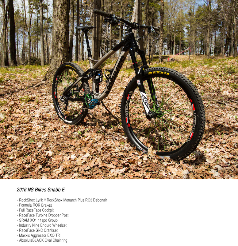 2016 Lama Cycles NS Bikes Race Team