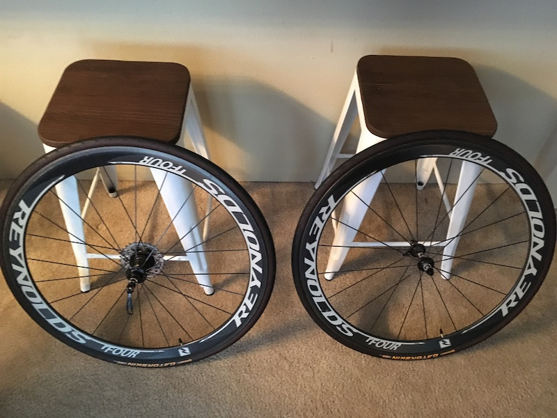 Used Tires Portland >> 2015 Reynolds r4 Carbon clincher wheelset For Sale