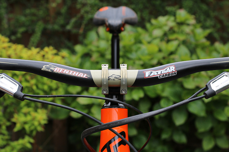 Renthal Fatbar 35 Carbon MTB Handlebar 800mm