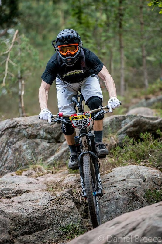 Enduro brah on sunday buuthurt post race cry baby on monday back in troll skin by wednesday . photo by Daniel Breece Outsidesweden