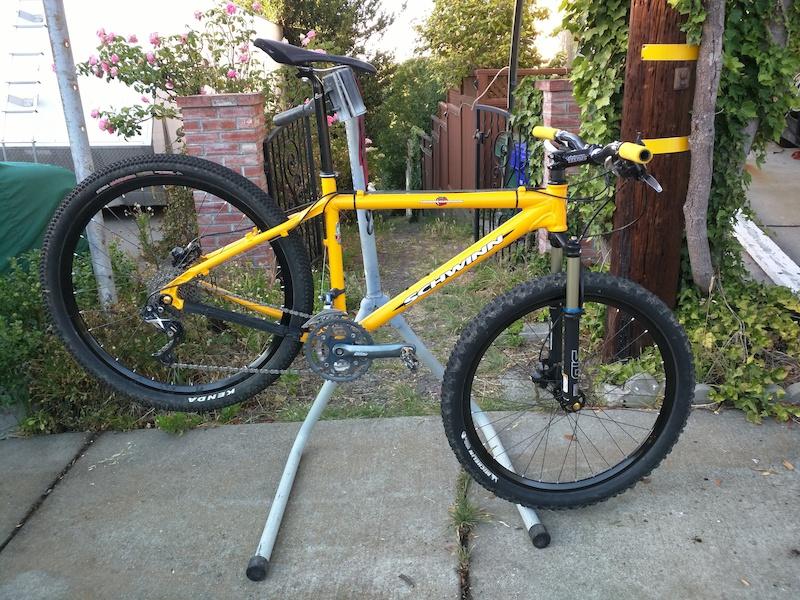 Used Schwinn Bike Parts Neck : Schwinn homegrown updated bike xtr sid race b for