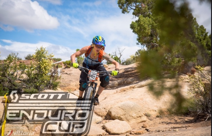 Stage 1 Scott Enduro Cup Moab 2016