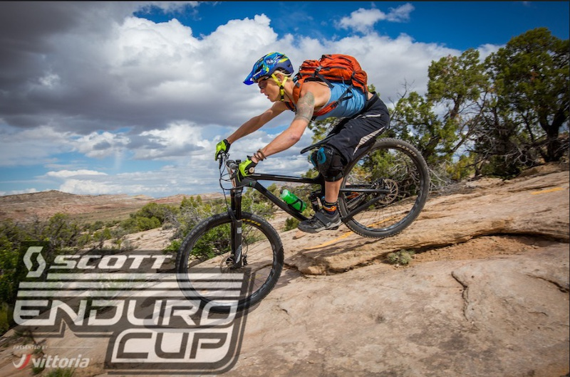 Stage 3 Scott Enduro Cup Moab 2016 @TransitionBikeCompany  #smuggler