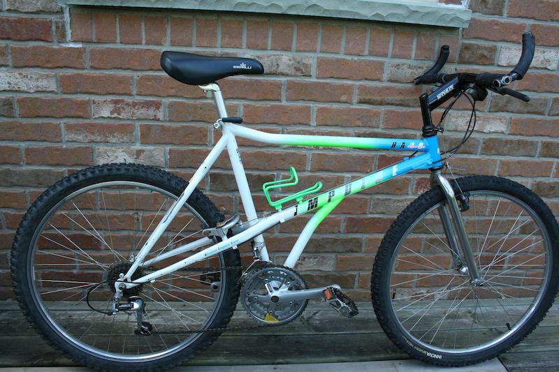 1997 Vintage Haro High End Mountain Bike For Sale