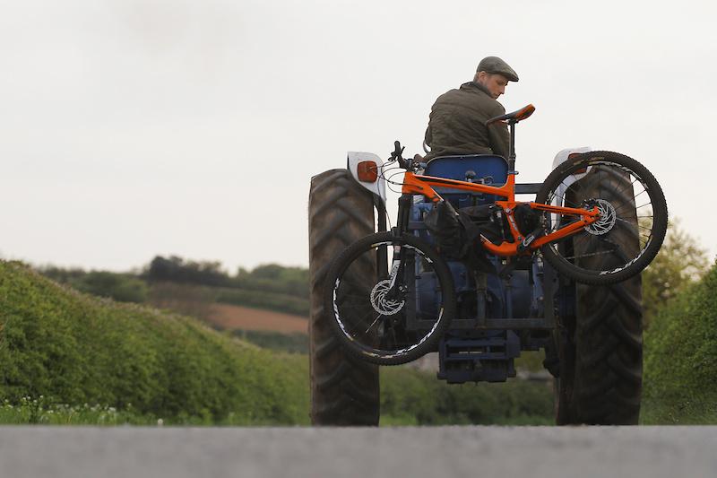 Farmer on Patrol