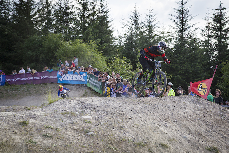 during round 3 of during The 4X Pro Tour at Nevis Range Fort William Scotland United Kingdom on June 03 2016. Photo Charles A Robertson