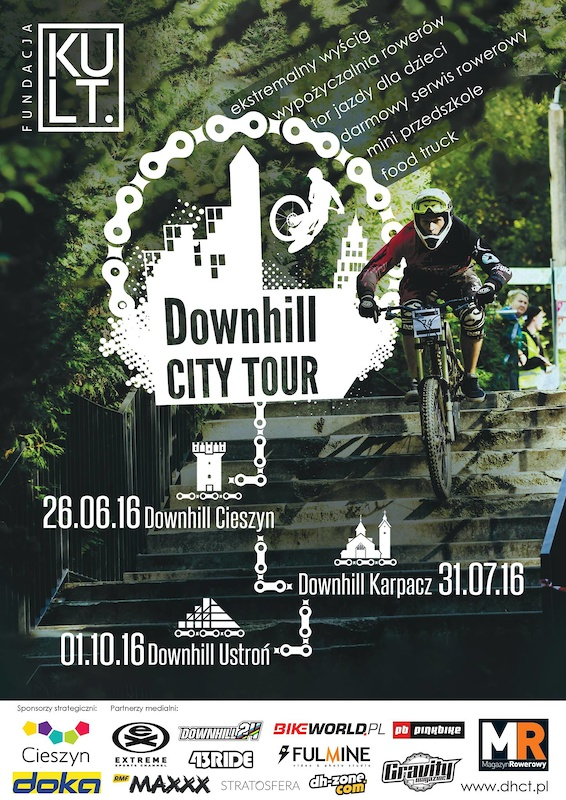 Downhill City Tour 2016