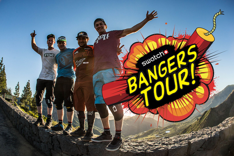 Images for Sam Pilgrim s Swatch Bangers Tour S2E1 article