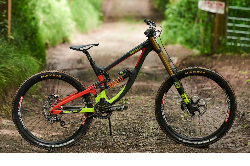 1c590473d9c 2017 Saracen Myst Team - First Look - Pinkbike