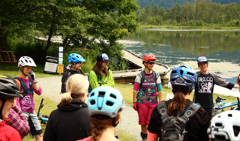 Air Maiden Clinic in Beautiful BC