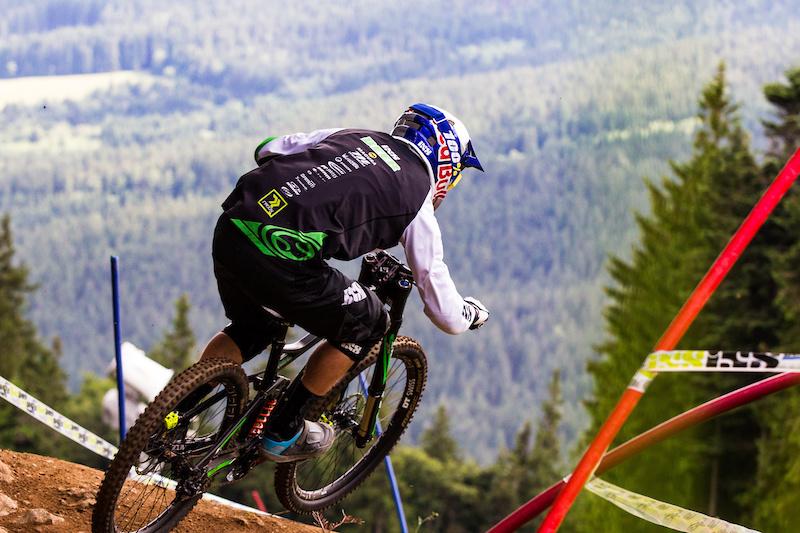 iXS European Downhill Cup Round 4 Spicak