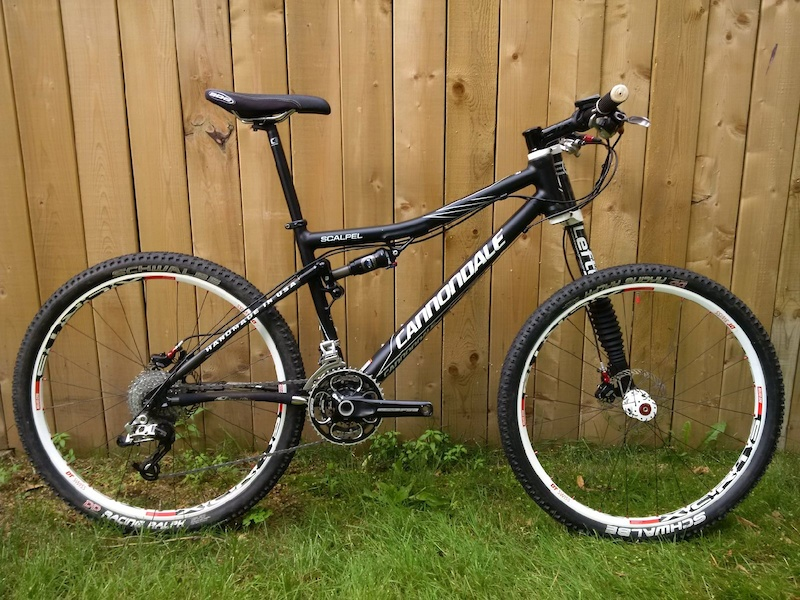 05b5f916266 2010 Cannondale Scalpel 3 size Medium For Sale