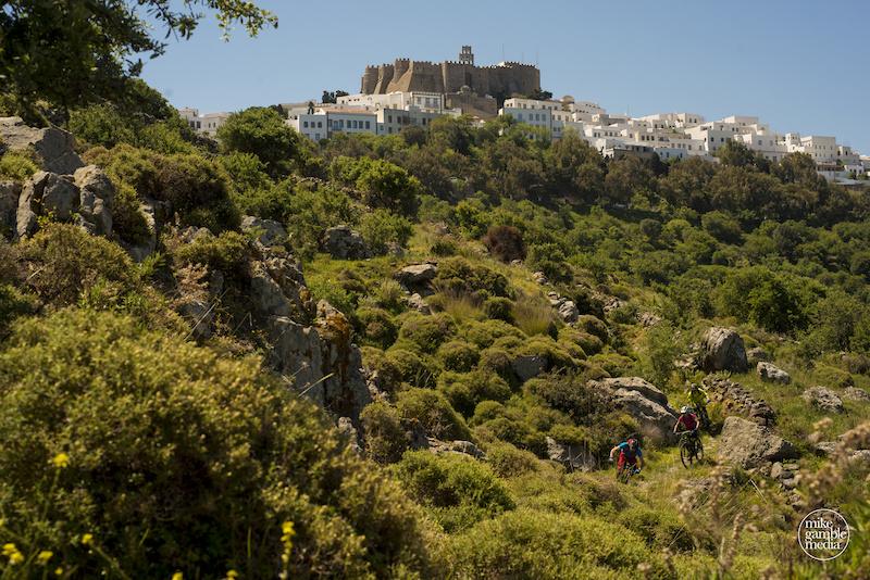 Greece Five Days Five Islands