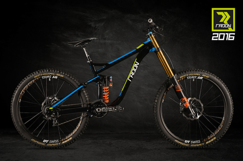 Radon swoop dh bike