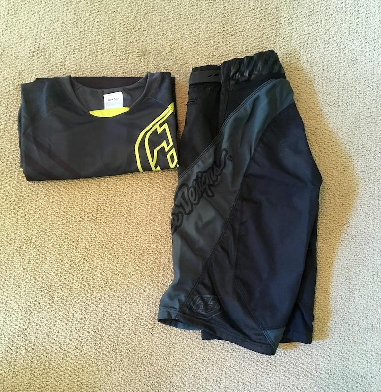 TLD sprint kit