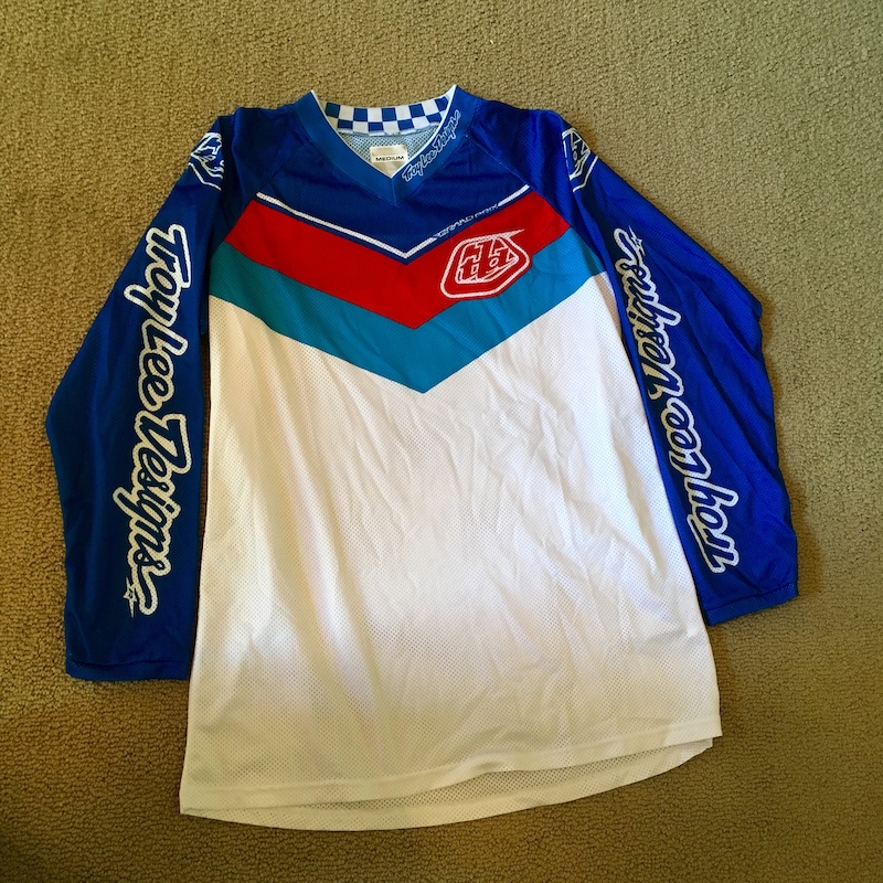 TLD gp air jersey size medium