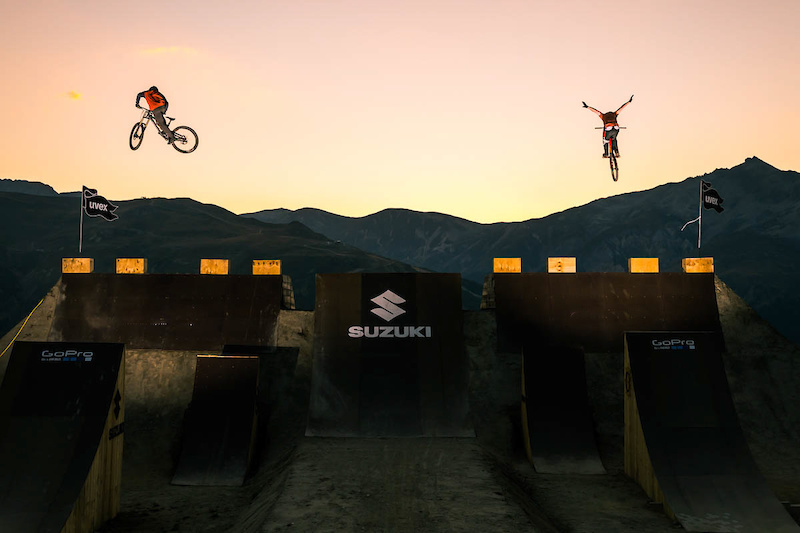 Suzuki Nine Knights MTB 2015