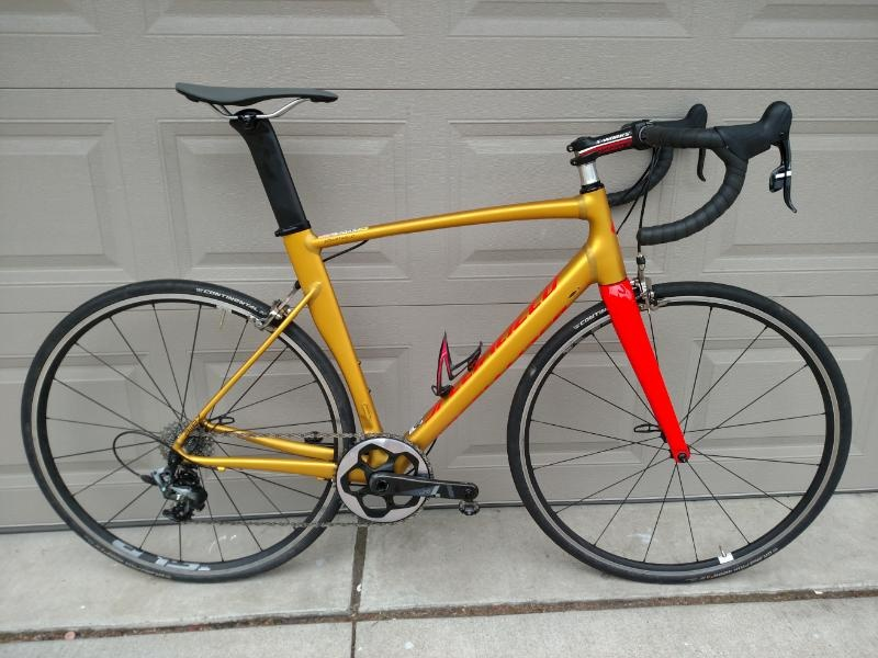 c87a3b45c9f 2016 Specialized Allez Sprint For Sale