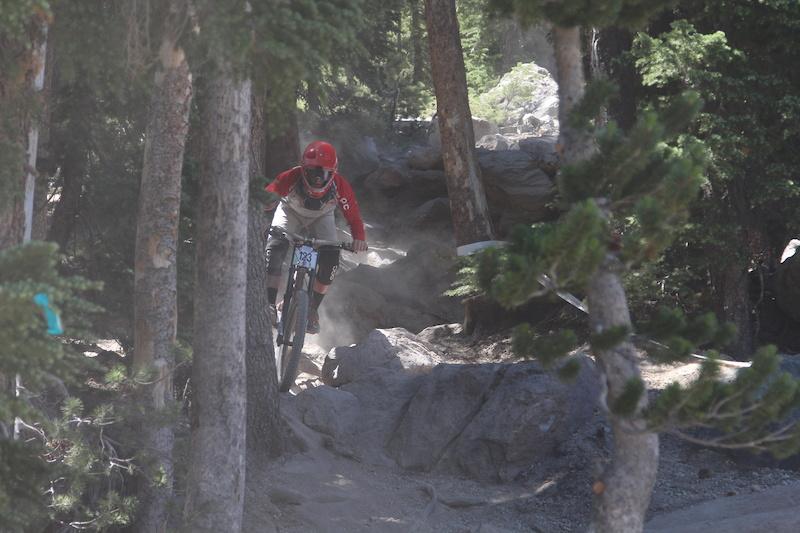 Finals USAC Nationals Mammoth Downhill