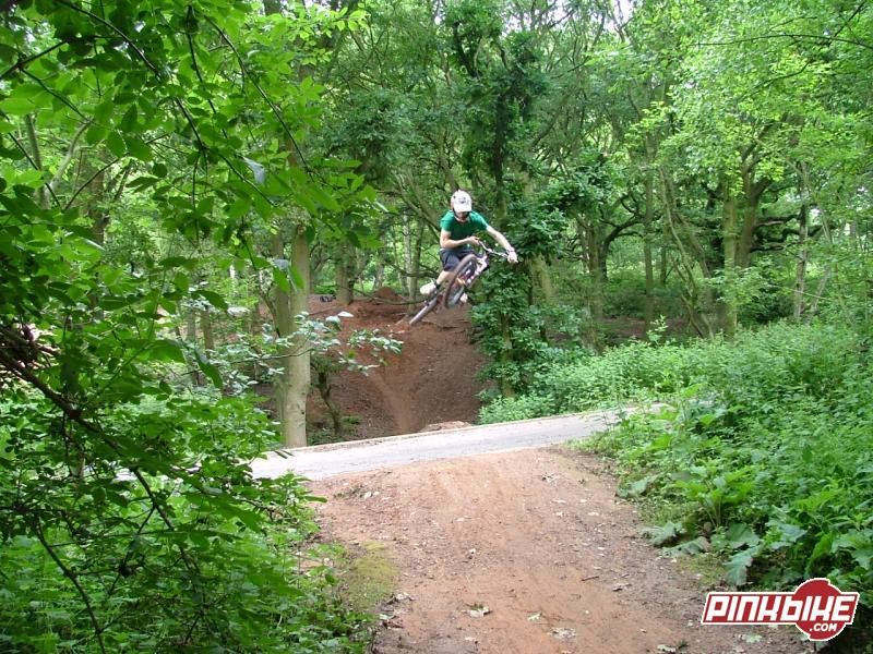 second shot of sequence, table top at brayton barff road gap. cheers to george for picture
