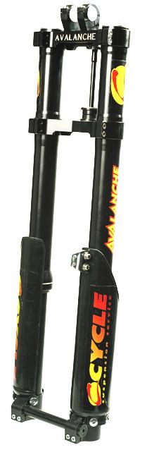 Avalanche MTN-8