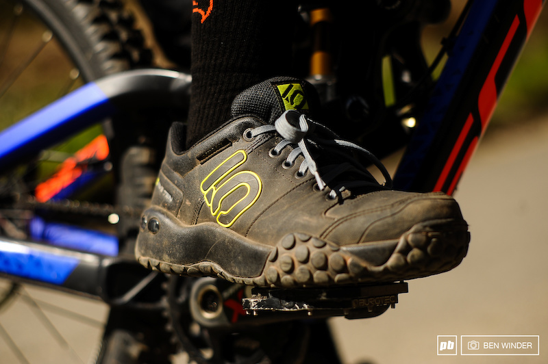 11e30acbe707ab Five Ten Sam Hill 3 Shoes - Review - Pinkbike