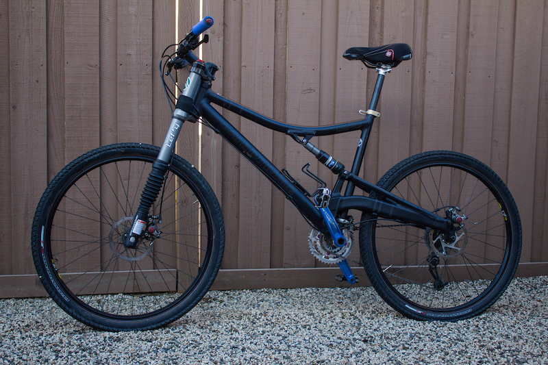 2006 Cannondale Rush 600 For Sale