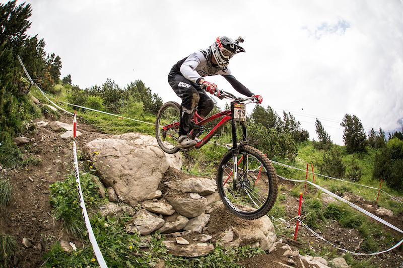 2016 iXS European Downhill Cup Round Five Les2Alpes