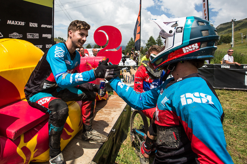 iXS European Downhill Cup Round Five Les2Alpes Final Results