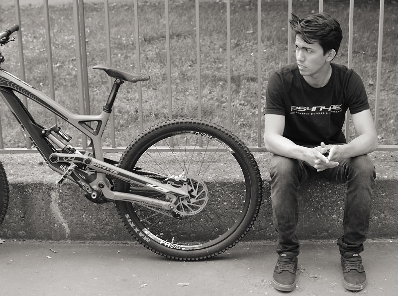 Interview From Throttle to Pedals Harith Noah