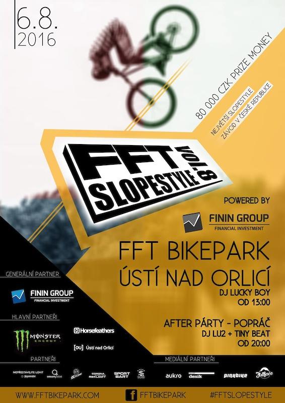 FFT Slopestyle 2016