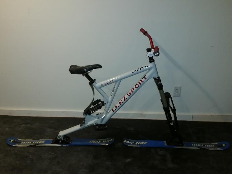 Ski Bike For Sale >> 2012 Lenz Sport Launch Ski Bike For Sale