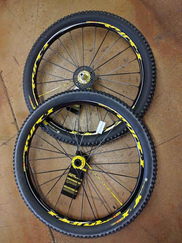mavic crossmax xl pro   wheelset  sale