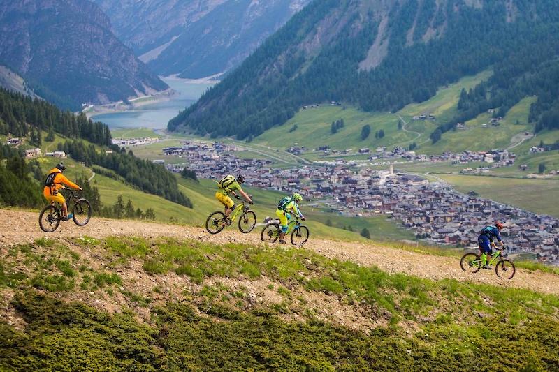 See Carosello 3000 Mountain Park on Trailforks http www.trailforks.com region carosello-3000-mountain-park or visit www.carosello3000.com