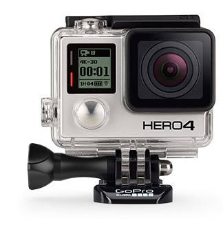 2016 GoPro Hero 4 Black