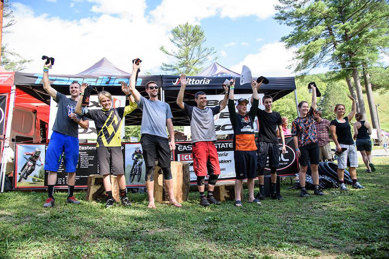 Vittoria ESC BOX Components East Coast Showdown at Thunder Mountain - Video