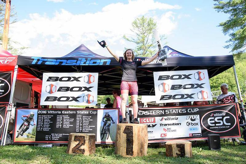 Vittoria ESC BOX Components East Coast Showdown at Thunder Mountain - Video