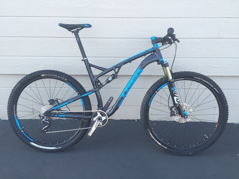 96fd5374046 2015 Trek Superfly FS 8 21.5