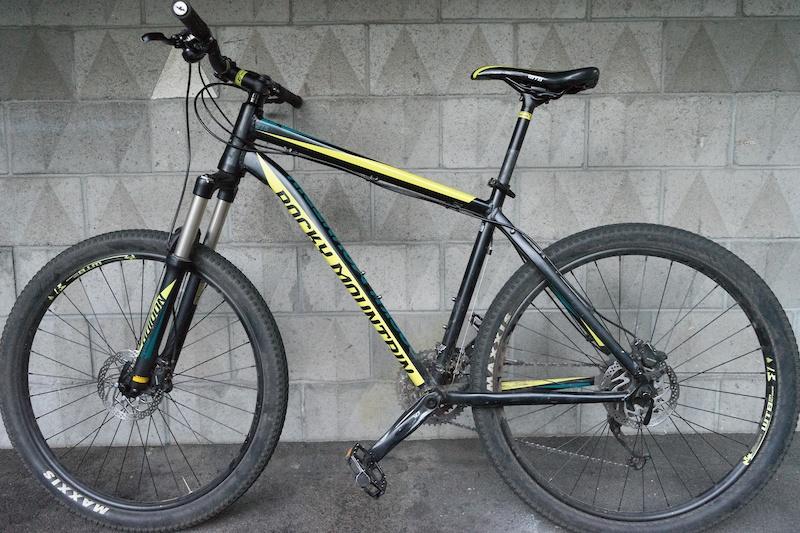 c6da852b4a0 2015 Rocky Mountain Fusion 27.5 For Sale