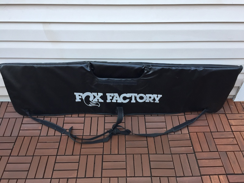 2016 Fox Factory Tailgate Pad