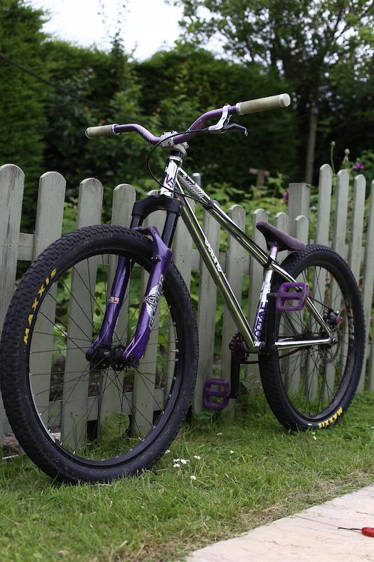 2009 Custom Built Octane One Dirt Jump Bike For Sale