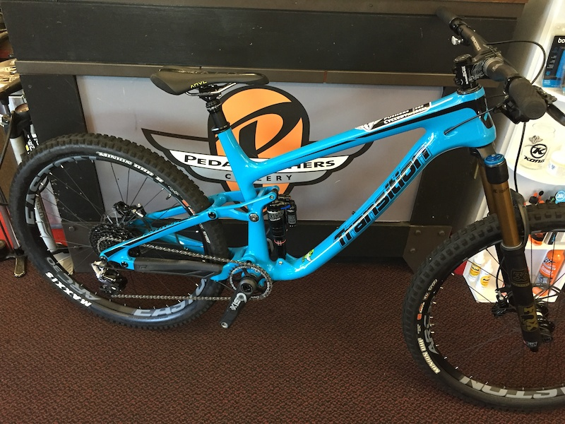 2016 Transition Carbon Patrol Bike Of The Year For Sale